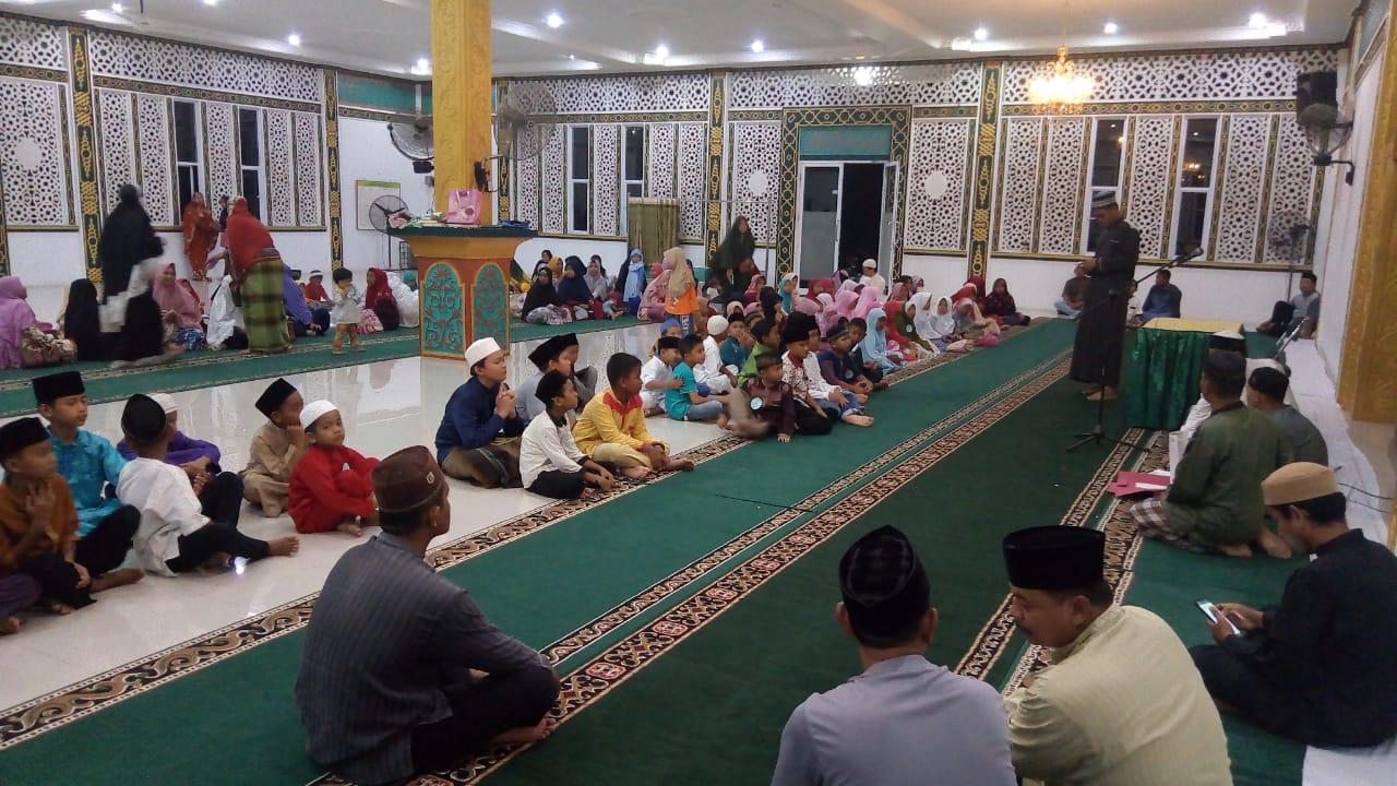 Bertepatan Pergantian Tahun Baru 2020 Masjid Paripurna